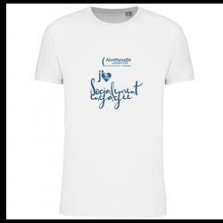 "T-shirt ""Socialement..."